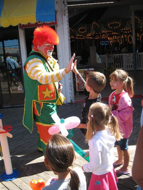 birthday party clowns in grasmere staten island ny face painting